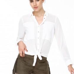 Beyaz Gömlek Codentry Yaz Sezonu Modelleri
