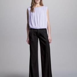 En Şık Bol Paça Pantolon Modelleri