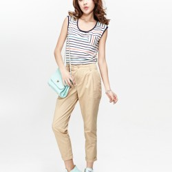 En Zarif Pileli Pantolon Modelleri ve Kombinler