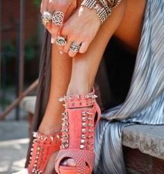 En güzel zımbalı ayakkabı modelleri