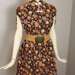 En zarif Vintage Elbise Modelleri 2015