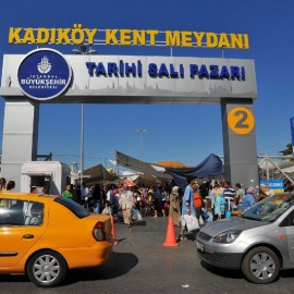 Kadıköy Salı Pazarı
