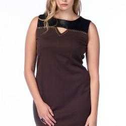 Kolsuz Büyük Beden Elbise Modelleri