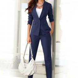 Lacivert Blazer Ceket 2015 Trendleri