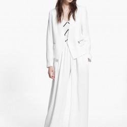 Mango vatkalı ceket modeli 2015
