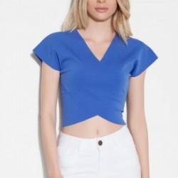Mavi Crop 2015 Bluz Modelleri