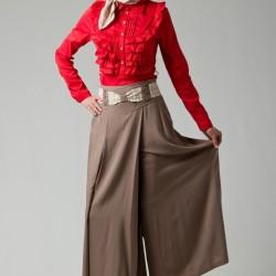 Pantolon etek modelleri 2015
