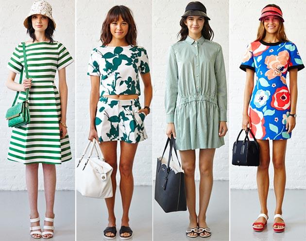 Rengarenk elbiseler bu yazın modası