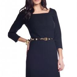 Siyah Büyük Beden Elbise Modelleri