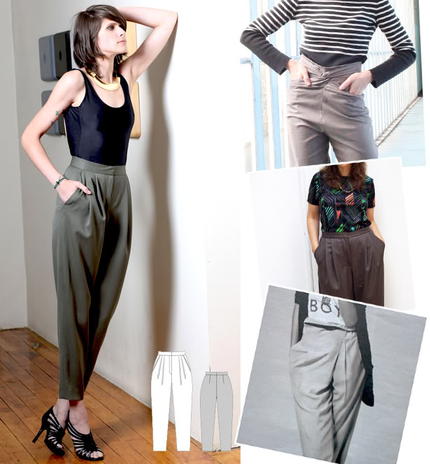 Yeni Sezon Pileli Pantolon Modelleri