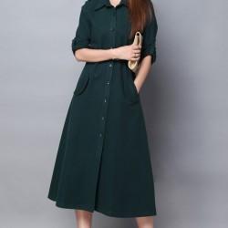 Yeni Sezon Vintage Elbise Modelleri 2015