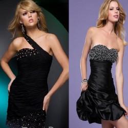 Yeni Taş İşlemeli Elbise Modelleri