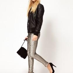 2015 Payetli Pantolon Modelleri