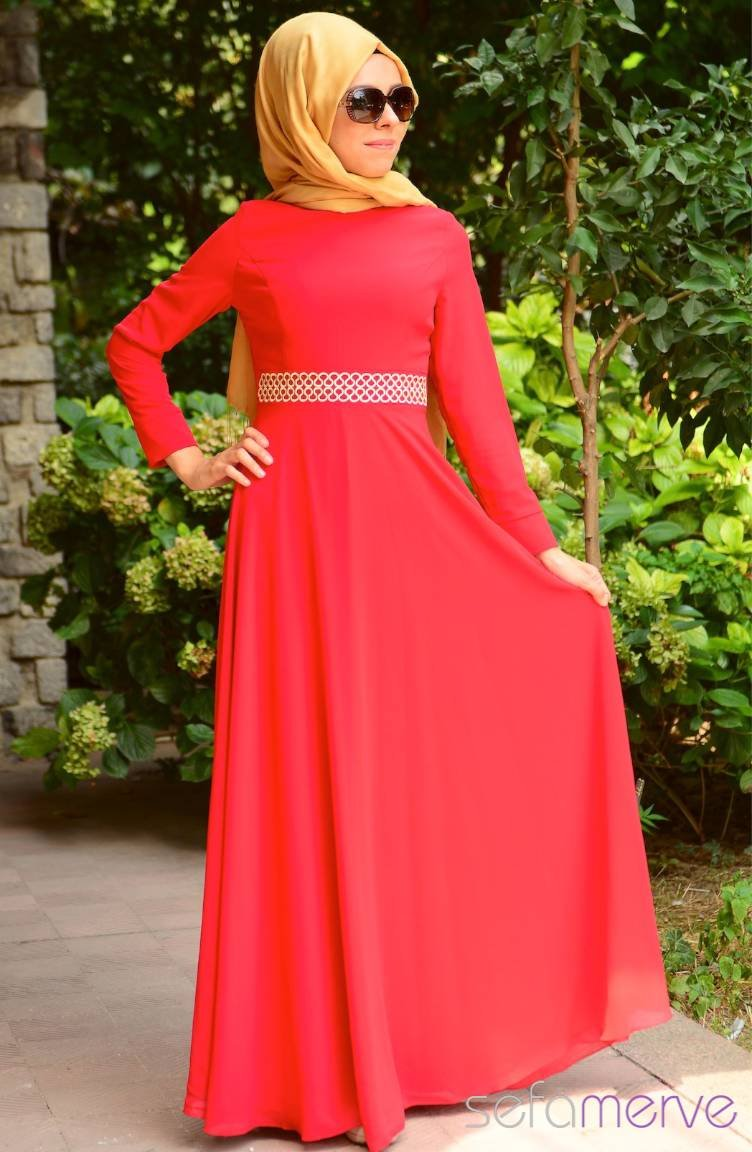 2015 Sefamerve Abiye Elbise Modeli (3)