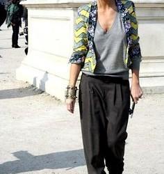 En şık şalvar pantolon modelleri