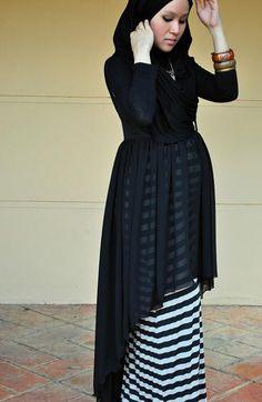 En Güzel Tesettür Hamile Elbise Modelleri 2015
