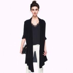 Siyah Renkli İpekyol Tunik Modeli