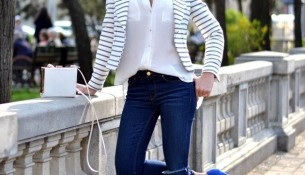 Yazlık Kot Pantolon Modelleri Ve Kombinleri 2015