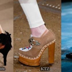 Dünya'nın en trend kışlık ayakkabıları