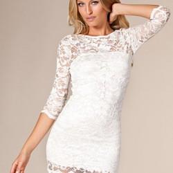 En Cesur güpürlü Elbise Modelleri