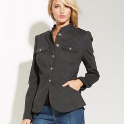 En Güzel Military Bayan Ceket
