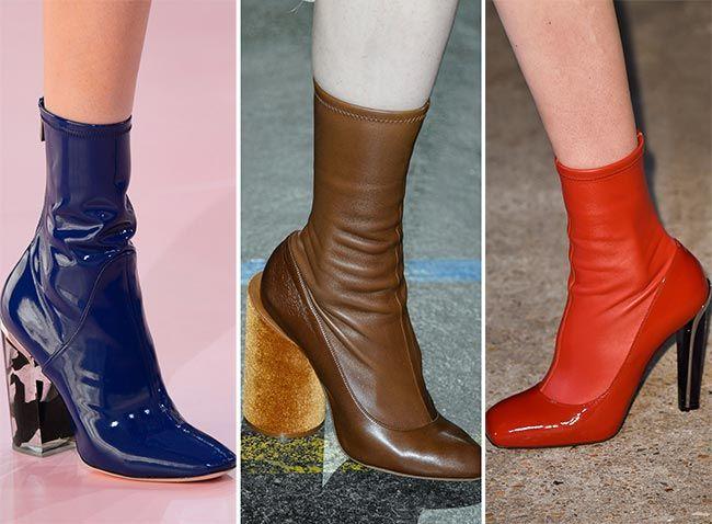 Kışlık ayakkabı modelleri 2016