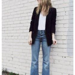 Kısa Bol Paça Pantolon Modelleri