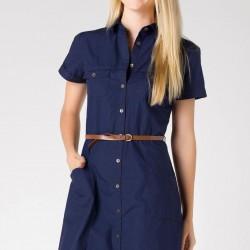 Kemer Detaylı DeFacto Elbise Modeli 2015-2016