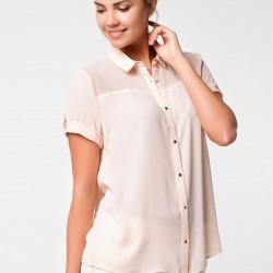 Yeni Sezon İpekyol Şifon Gömlek Modeli