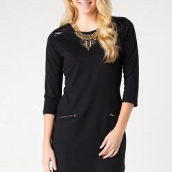 Yeni Sezon Cep Detaylı DeFacto Elbise Modeli