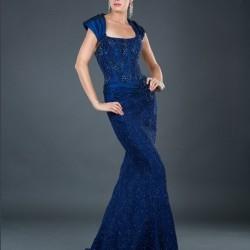 Yeni Sezon En İddialı Güpür Elbise Modelleri