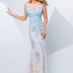 Çok Güzel Dantelli Elbise Modeli