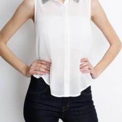 Çok Zarif Zımbalı Gömlek Modelleri