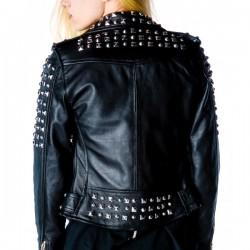 En Güzel Bayan Zımbalı Ceket Modelleri