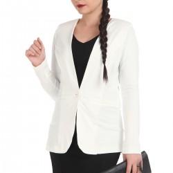 En Tarz Patırtı Bayan Blazer Ceket Modeli