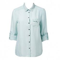 En Zarif Zımbalı Gömlek Modelleri