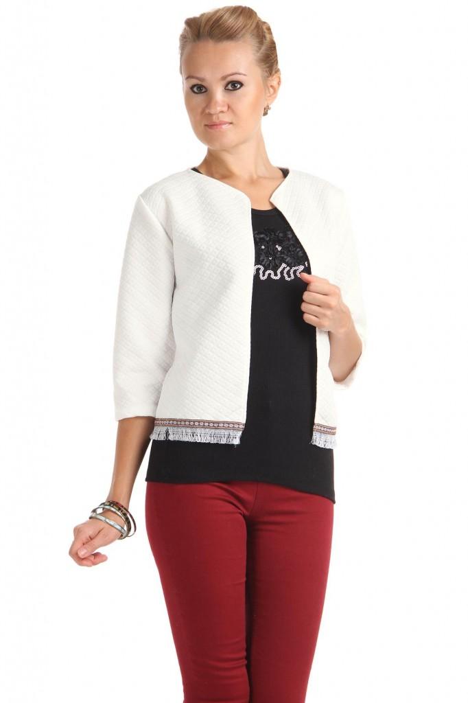 Patırtı Bayan Fakir Kol Ceket Modeli