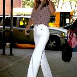Yüksek Bel Kumaş Pantolon Modelleri