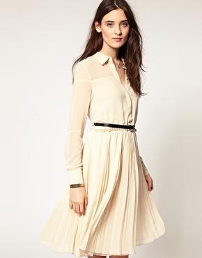 Yeni Sezon Gömlek Elbise Modelleri