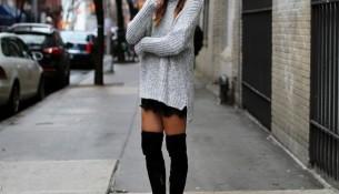 Bayan Çizme Modası