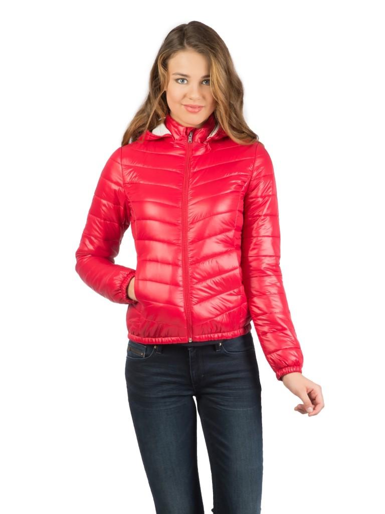 En İddialı Kırmızı Renkli Colin's Bayan Mont Modeli