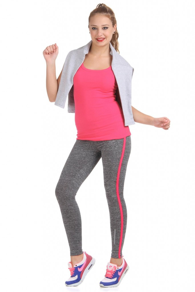 En Spor Patırtı Giyim Tayt Modelleri