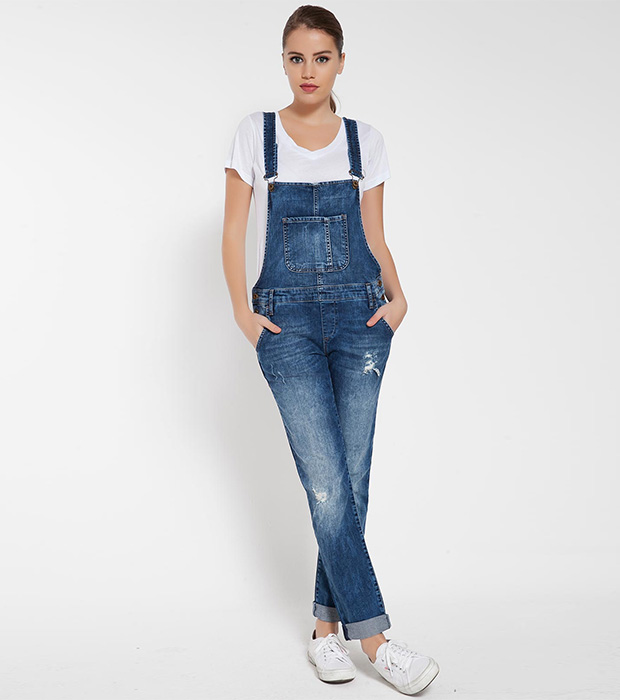En Yeni Bayan Kot Tulum Modelleri