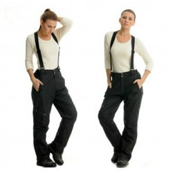 Spor Tarz Askılı Bayan Pantolon Modelleri
