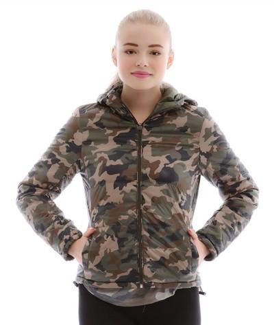 Asker Tarzı Collezione Bayan Mont Modeli