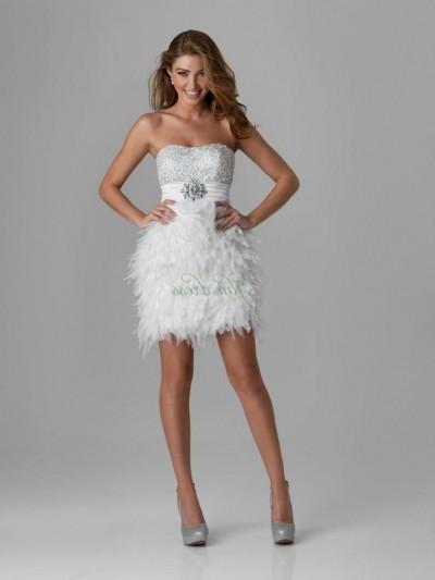 En Güzel Mini Balo Elbise Modelleri