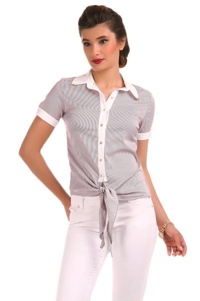 En Tarz Patırtı Bayan Gömlek Modelleri
