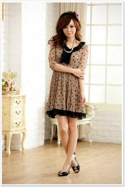 Japon Stili Elbise Modelleri