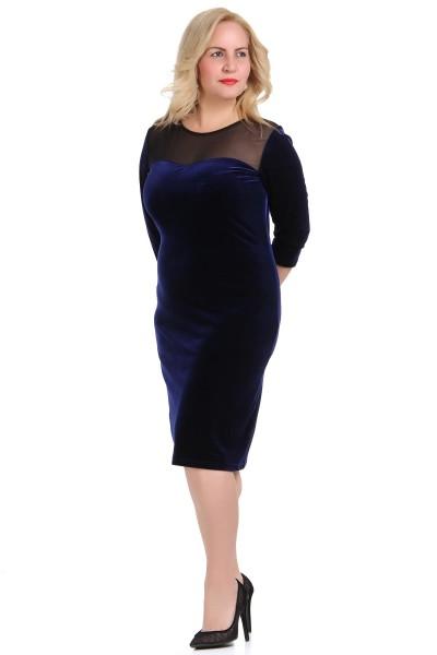 En Güzel Kadife Elbise Modelleri