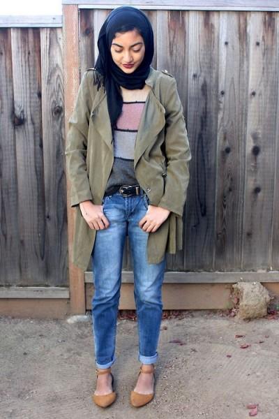 En Güzel Kapalı Giyim Modelleri 2016